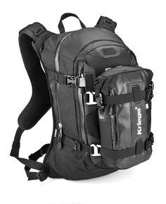 KRIEG.US | R20 Motorcycle Backpack
