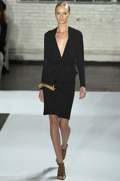 See the complete Altuzarra Spring 2013 Ready-to-Wear collection.