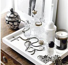 Vanity display