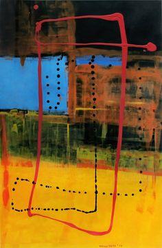 ST 36. Arte, Acrílico, Óleo, Galería, Interiorismo, Gráfica, Tinta, Decoración. Abstracto Naranja Amarillo Fair Grounds, Park, Fun, Painting, Orange, Yellow, Acrylic Art, Ink, Abstract