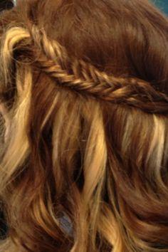 Two strand braid