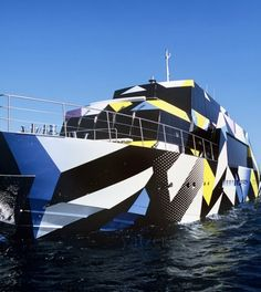 vghuioew: More dazzle camouflage