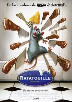 Ratatouille (Рататуй) - Brad Bird (2007)