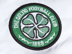 Celtic F.C. White Green Home Shorts Replica Season 2003-2004 Brand New With Tags Retro Collectable