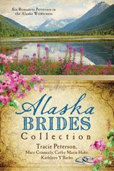 The Alaska Brides Collection By: Tracie Peterson. Experience six Alaskan adventures through the lives of determined women who overcome the many challenges to build their lives in the wilderness. From the gold rush, to the building of the Alcan Highway, to a modern day Iditarod race, readers will enjoy the stubborn fight each woman displays as love comes into her life. Will the women also give up fighting God and let Him lead them through America's last frontier?
