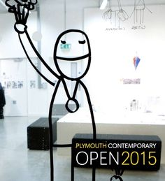 19 April 2015 | Renowned artists from across Europe to feature in Plymouth Contemporary Open 2015. https://www.plymouth.ac.uk/news/artists-from-across-europe-to-feature-in-plymouth-contemporary-open-2015