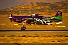 Reno Air Race voodoo can't wait to go to Reno in September :))