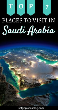 7 Cool Places To Visit in Saudi Arabia That You Didn't Know About Beautiful Places In The World, Beautiful Places To Visit, Cool Places To Visit, 7 Places, Vacation Places, Dubai Travel, Asia Travel, Travel To Saudi Arabia, Dubai Things To Do