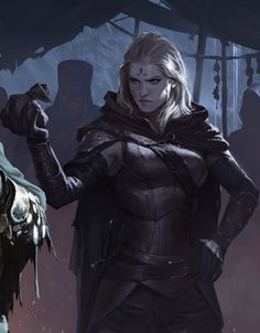 RPG Female Character Portraits More