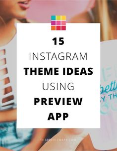 14 amazing Instagram theme ideas the app to use to make BEAUTIFUL themes. - Tap the link to shop on our official online store! You can also join our affiliate and/or rewards programs for FREE!