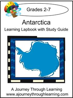 Antarctica Lapbook with Study Guide