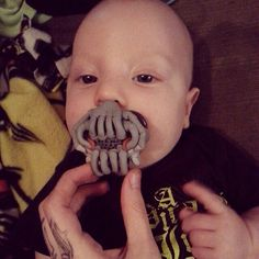 #bane pacifier...  I don't even know
