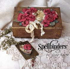 Creating...My Style: Mother's Day Box and Pendant on Spellbinders Blog