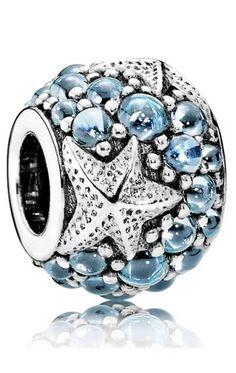 Abalorio Pandora plata Estrella de Mar Oceánica 791905CZF