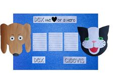 Dee The Heart of A Hero | Compare and Contrast Activity | Journeys Unit 4, #20