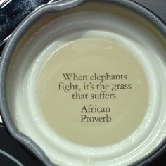 African Proverb i feel like this would make a good sign in my office when i start counseling