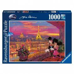 Ravensburger Disney a Paris Sunset Puzzle (1000 Pieces)