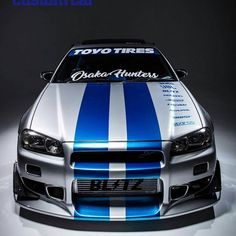 Comment G T R letter by letter without interruption! Skyline Gtr R34, Nissan Skyline Gt, Nissan Gtr R34, Gtr R35, Street Racing Cars, Racing Wheel, Tuner Cars, Japanese Cars, Luxury Sports Cars