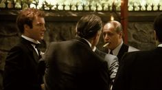 New party member! Tags: movie the godfather francis ford coppola gangster movie richard conte