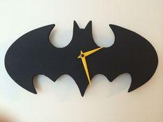 Batman Clock Más