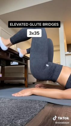 Gym Workout Videos, Gym Workout For Beginners, Fitness Workout For Women, Gym Workouts, At Home Workouts, Buttocks Workout, Butt Workout, Slim Waist Workout, Flexibility Workout