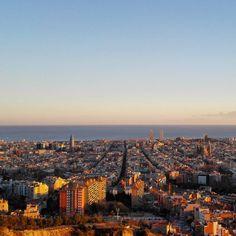 #latergram from one of my favourite spots in Barcelona  #barkeno #barcino #barcelona