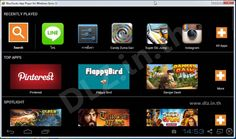 ดาวน์โหลด #BlueStacks #App #Player 0.9.7.4101 โปรแกรมเล่นแอพมือถือบนคอม http://www.downloadgg.com/bluestacks-app-player/