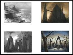 Environments thumbnails by justaman78.deviantart.com