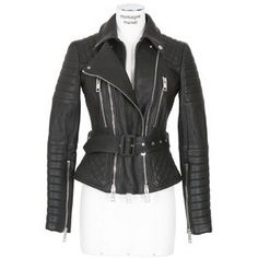 womens leather jacket with a quilted chevron pattern - Google Search