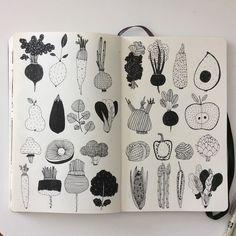 See veggies / Eat veggies
