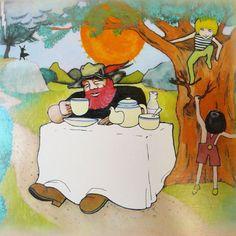 Album cover art from Tea For The Tillerman by Cat Stevens