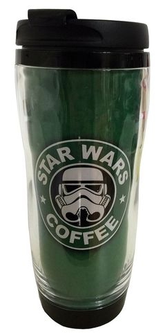Star Wars Coffee Stormtrooper Thermoses Tea Water Bottles Travel Cups Mugs Gifts #Unbranded