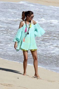 Olivia turquoise