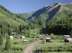 Rocky Mountain Biological Lab near Crested Butte, CO.  I had the joy of living and working here one summer.