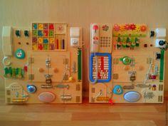Развивающие игрушки ручной работы. Бизиборд - 20 развивашек. Busydeti. Интернет-магазин Ярмарка Мастеров. Монтессори, бизиборд, игрушки монтессори