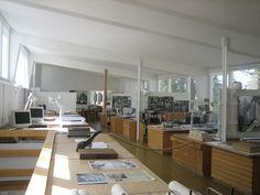 Alvar Aalto | Alvar Aalto Studio | Helsinki, Finlandia | 1954-1955