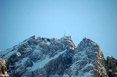 Zugspitze   Urlaub: Fernpass – Zugspitze – Eibsee