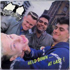 Guana Batz - Held Down To Vinyl .... At Last! - Music & Arts. De