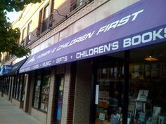 Women & Children First Bookstore: Few book stores in Chicago run better readings than W in #Andersonville . This is a business that deserves your dollar.
