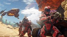Halo 5's Big Team Battle is Finally Here - IGN Plays