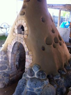 Turangi Artworks, North Island, New Zealand Bottle kiln by Gyan Daniel Wall (AUS)
