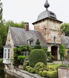 """3,440 Likes, 39 Comments - Debby: Botanica Trading (@debbytenquist) on Instagram: """"AT HOME WITH AXEL VERVOORDT, Gravenwezel, Belgium. This extraordinary castle is the home of this…"""""""