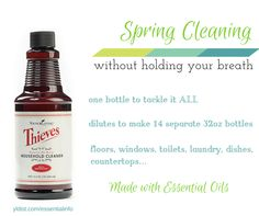 LOVE this essential oil natural cleaner.  I even let my youngest use it to sanitize the kitchen table.