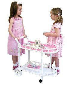 Plasmart Tea Trolley Set