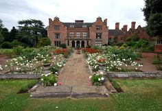 Thrumpton Hall, Nottinghamshire, England Location of the famed Babbington Plot to overthrow Queen Elizabeth I