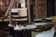 Blade Runner - backstage photo from Minicity collection