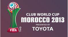 Al Ahly( Egypte ), Monterrey (Mexique), Atlético Mineiro (Brésil), Auckland (Nouvelle-Zélande), Bayern Munich (Allemagne), Atlético Mineir...viendront à #Marrakech du 11 21 Décembre pour la Coupe du Monde de football des Clubs Champions : spectacle garanti !