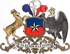 El escudo Chileno