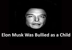 Elon Musk was bullied as a child Fun Facts About Life, Can You Help, Elon Musk, Business Website, Worlds Of Fun, Bullying, Einstein, Writer, Children