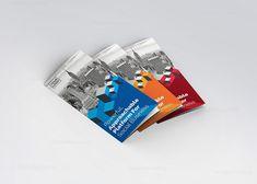 Cube Premium Tri-Fold Brochure Template 000743